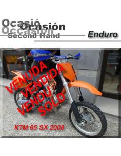 KTM 65 SX '08