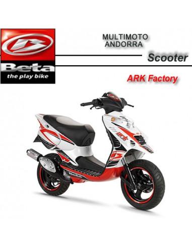 Fonkelnieuw BETA ARK : Beta Scooter Andorra, motorbikes Andorra YI-85