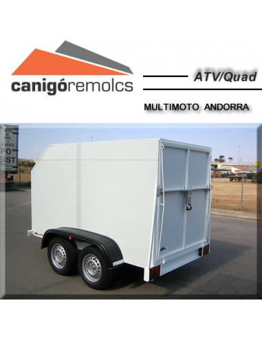 Closed ATV