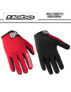 HEBO Trial Gloves TEAM RED