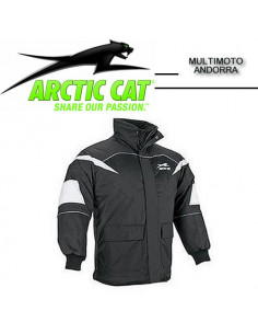 JACKET IRON DOG BLACK