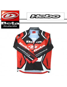 Chaqueta HEBO Wind Trial Pro BETA