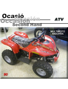 ARCTIC CAT 90