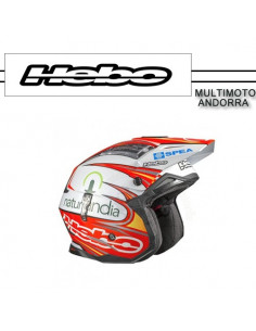 Helmet HEBO ZONE 4 TONI BOU