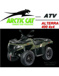 ALTERRA 400 4x4