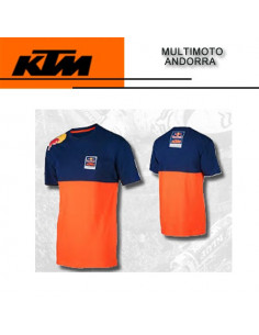 Camiseta RED BULL KTM TEAM