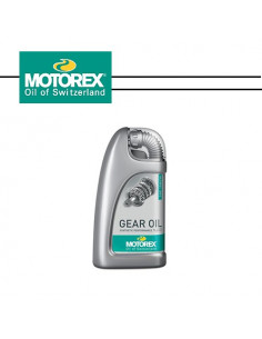 MOTOREX GEAR OIL 10W/30 2T 1L