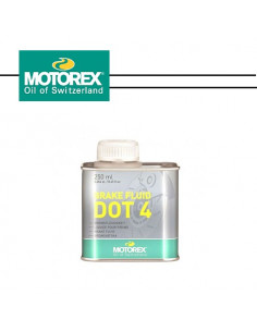 MOTOREX BRAKE FLUID DOT-4