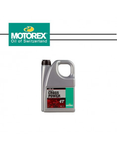 MOTOREX CROSS POWER 10W/50 4T 4L