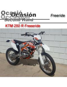 250 Freeride R 2017
