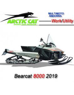 Bearcat 8000