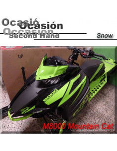 ARCTIC CAT M8000 Mountain Cat