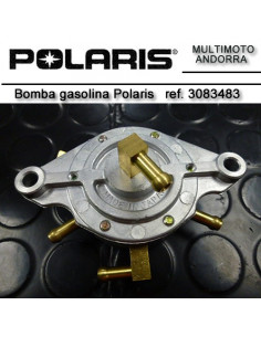 Polaris Gasoline Pump