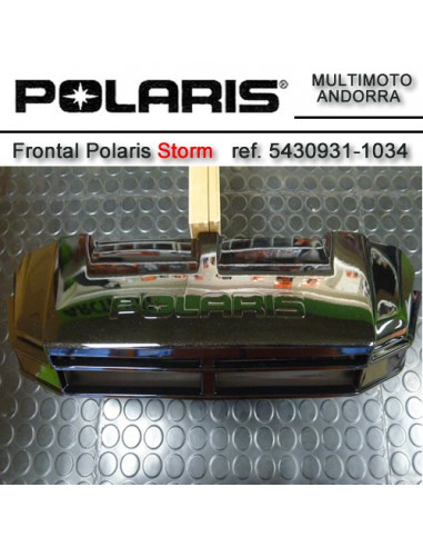 Frontal Polaris Storm