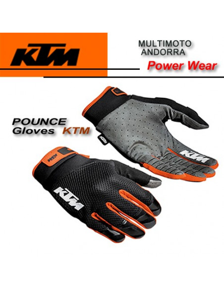 Pounce Gloves