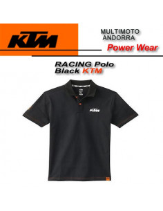 Polo Racing Black