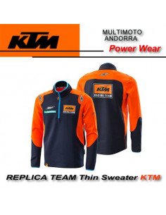 REPLICA TEAM Thin Sweater