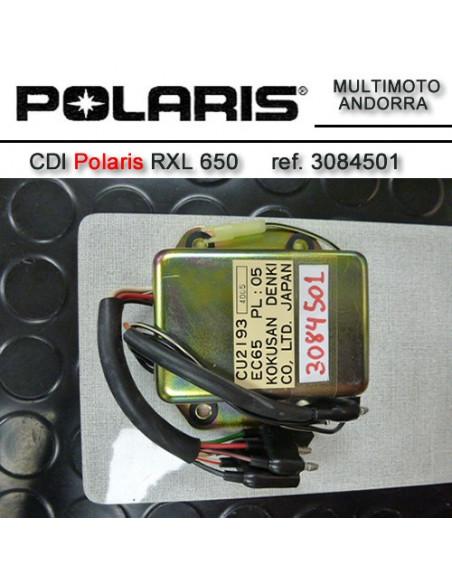 CDI Polaris RXL 650
