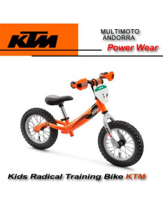 Kids Training Metal Bike