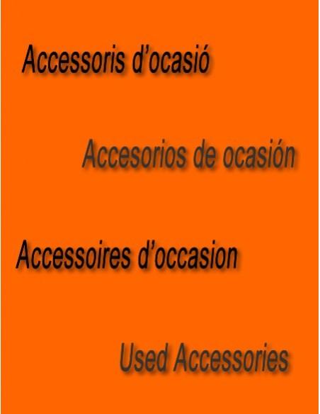 Recambios y Accesorios